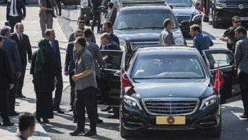 Erdoğan: Bir vanayı kapatınca iş bitti