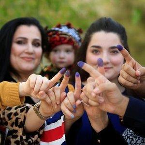 KUZEY IRAK'TAKİ REFERANDUMUN SONUÇLARI AÇIKLANDI