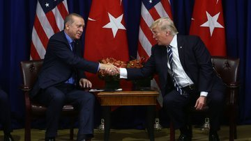 Trump döneminde Türkiye'ye silah atağı
