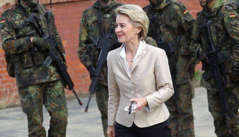 Avrupa'nın en büyük beş ekonomisinin savunma bakanları neden kadın?