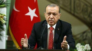 Erdoğan: IKBY ile yakında hava sahaları, sınırlar kapatılacak
