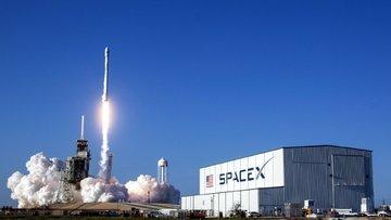 SpaceX roketi bir kez daha dünyaya geri döndü