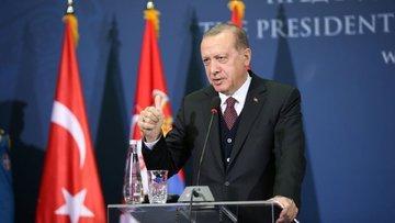 Erdoğan: Bu sorunun faili ABD'nin ta kendisidir