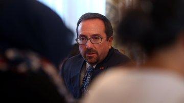 ABD Büyükelçisi: ABD misyonlarında saklanan kimse yok