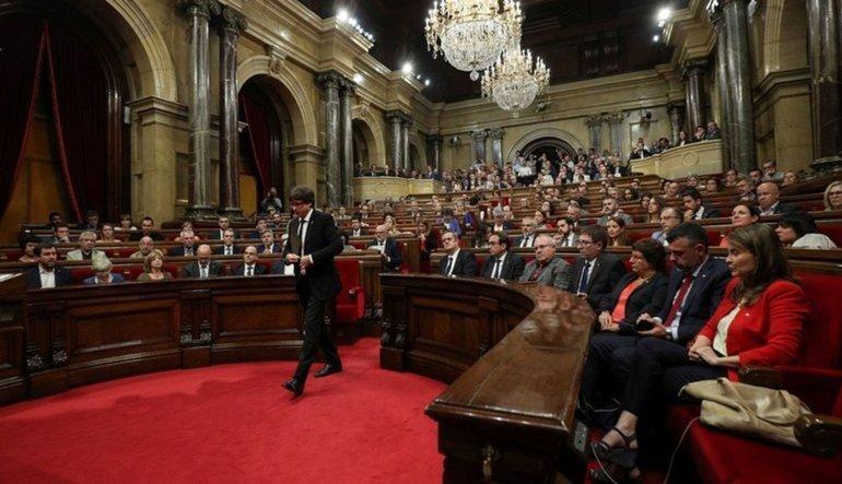 Katalonya'da neler oluyor?