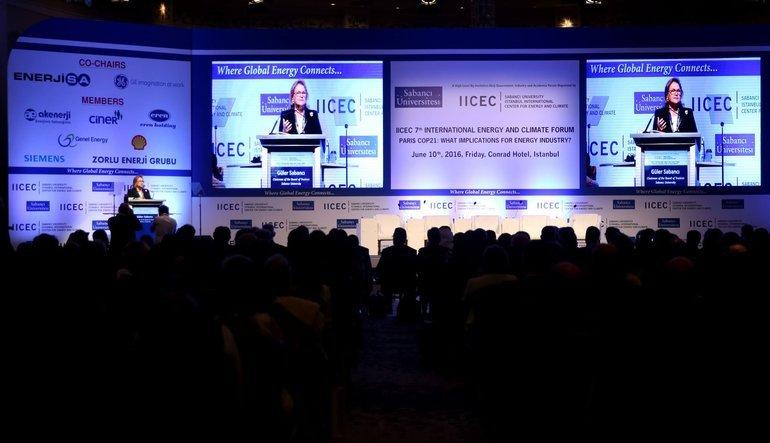 Uluslararası Enerji ve İklim Forumu başlıyor