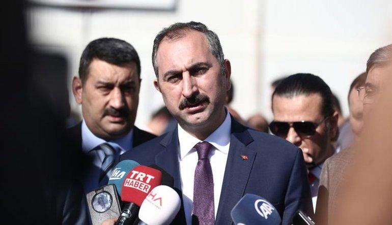 Adalet Bakanı'ndan adli yardımlaşma mesajı