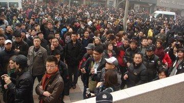 1,4 milyar Çinli'ye yüz tanıma geliyor