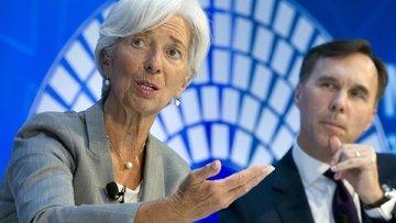 Bir Bitcoin uyarısı da IMF'den geldi