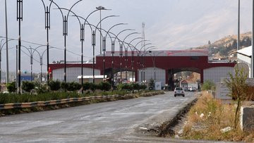 İran-Kuzey Irak sınırının kapandığı iddialarına yalanlama
