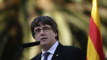 Katalan lider bağımsızlığı savundu