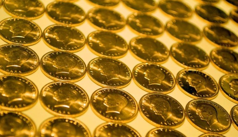 Yastık altından çıkan altın 1 tona ulaştı