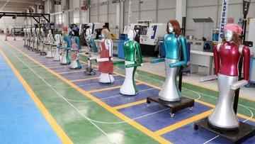 Konyalı milli robotlar geliyor