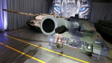 Almanya, Türkiye'ye silah satmayı sürdürüyor