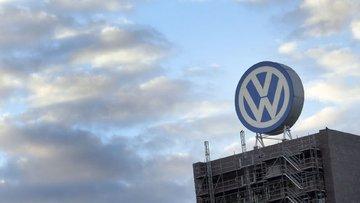 AB'den Volkswagen'e baskın