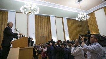 CHP liderinden erken seçim çağrısı