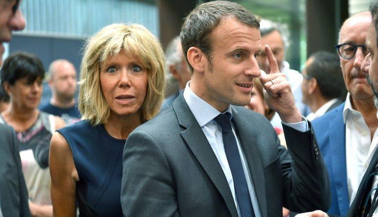 Macron fon yöneticilerinden ne istedi?