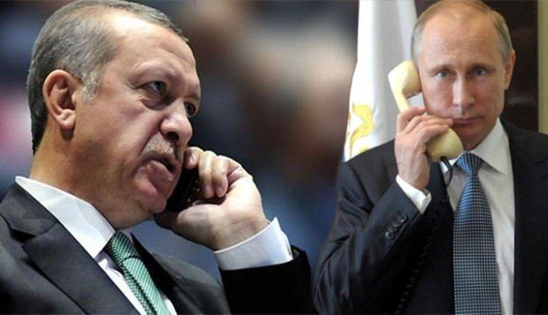 Erdoğan Putin'le ne konuştu?
