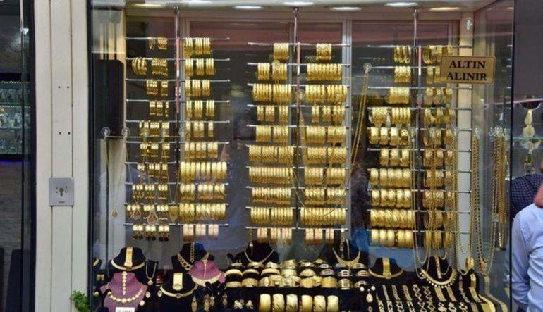 1 ayda 2,5 ton altın çıktı