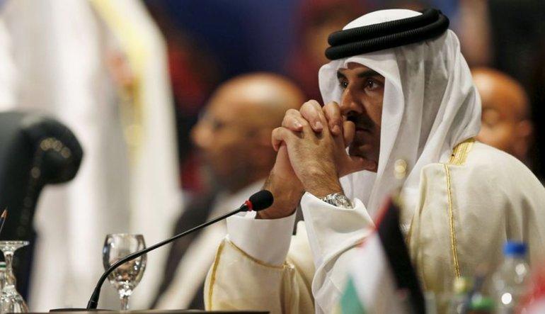Katar, Trumplı görüşmelere hazır