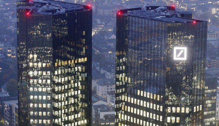 Deutsche Bank dolar/TL'de düzeltme bekliyor