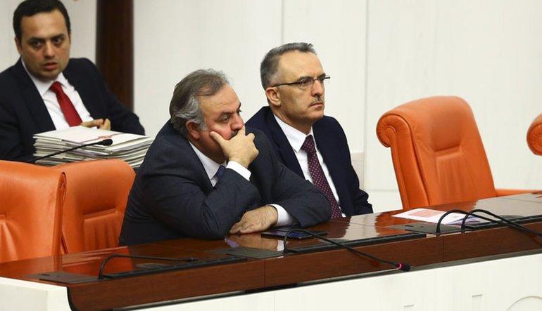 Ağbal'dan Halkbank savunması