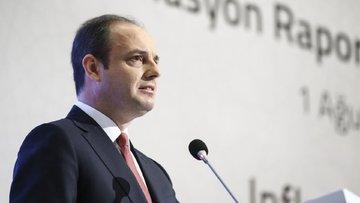 Merkez Bankası enflasyon beklentilerini yükseltti