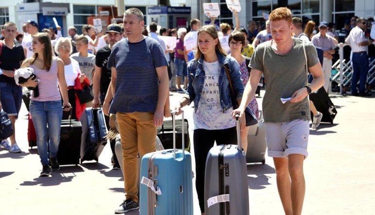 Turist sayısında hızlı artış ivmesi sürüyor