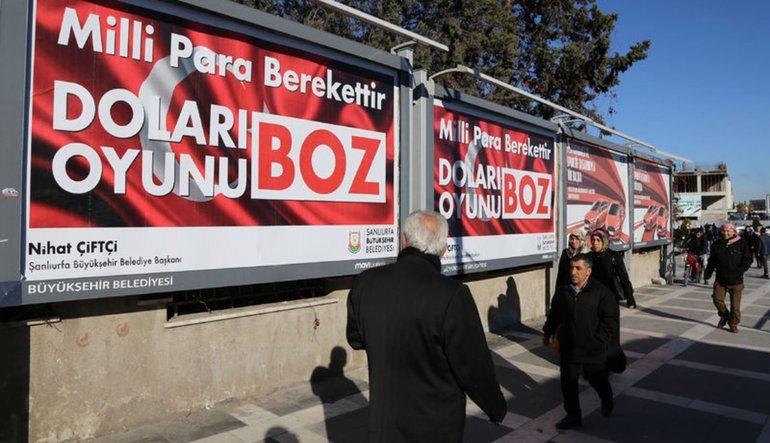 Türk Lirası Ekim'i