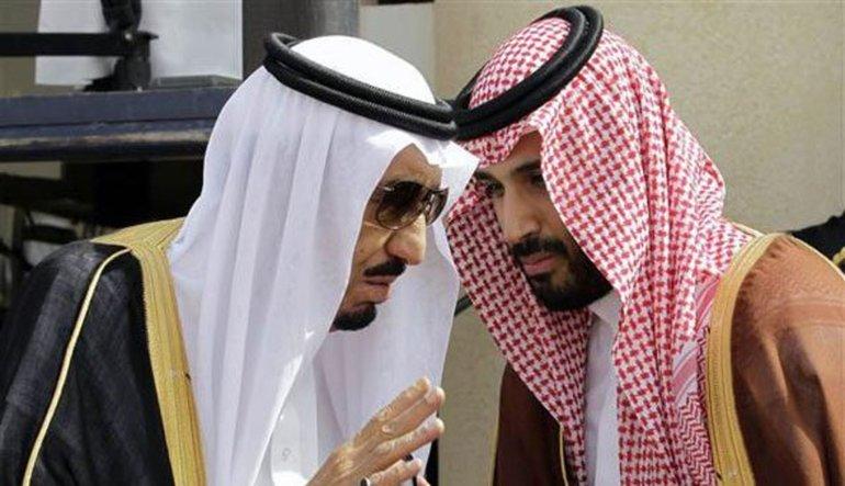 10 Suudi Prens ve eski bakanlar gözaltına alındı
