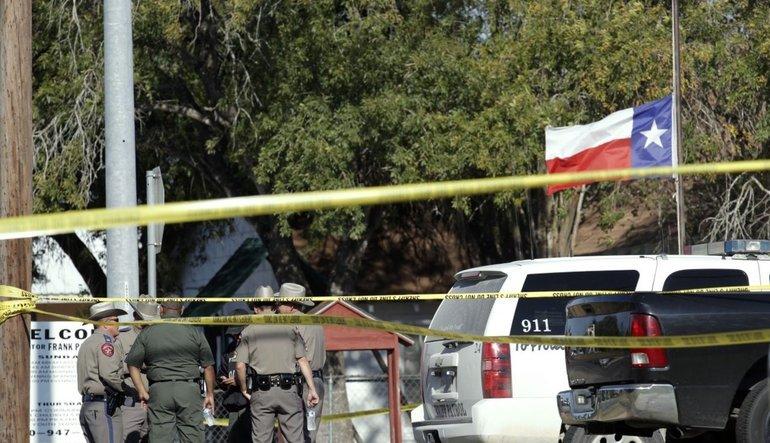 Teksas'ta Kilise saldırısı: 26 kişi hayatını kaybetti