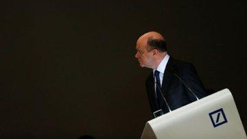 Deutsche Bank'ta personel kıyımı sinyali