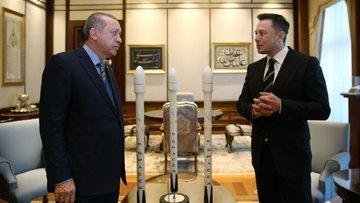 Erdoğan Musk ile ne görüştü?