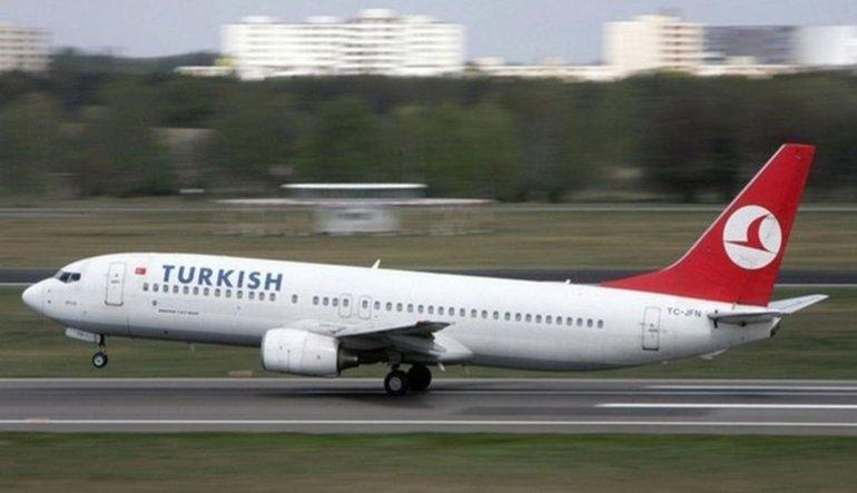Türk Hava Yolları tarih yazdı