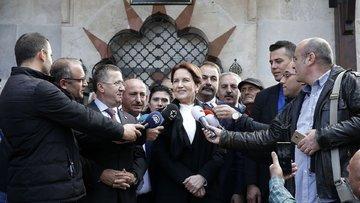İYİ Parti'nin Genel Merkezi açıldı