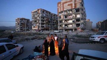 Irak depreminde ölenlerin sayısı 300'ü geçti
