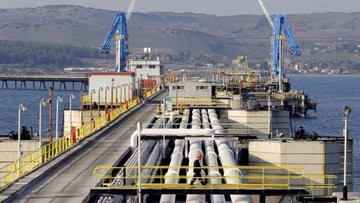 Ceyhan'a gelen Irak petrolü dibe vurdu