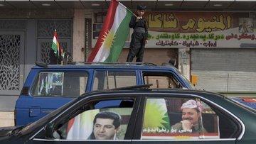 """Irak Kürt Bölgesel Yönetimi """"bağımsızlıkta"""" geri adım attı"""