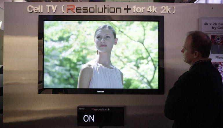 Vestel Toshiba TV'yi kaçırdı