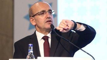Şimşek, Türk bankalarına yaptırım iddialarını yalanladı