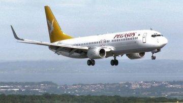 Pegasus: 10 ayda 23 milyon yolcu