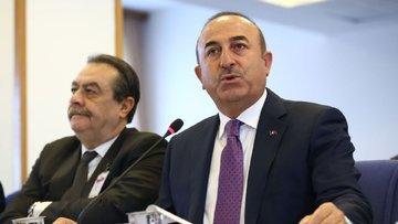 Dışişleri Bakanı'ndan Halkbank savunması