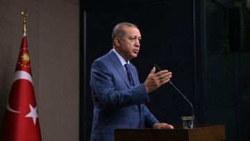 Erdoğan'dan TCMB'ye: Yanlış yoldasınız