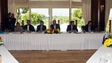 Kritik Soçi toplantısı öncesi ısınma turları