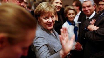 Merkel başaramadı