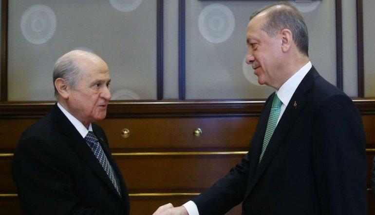 Olası AK Parti- MHP ittifakında iki ihtimal