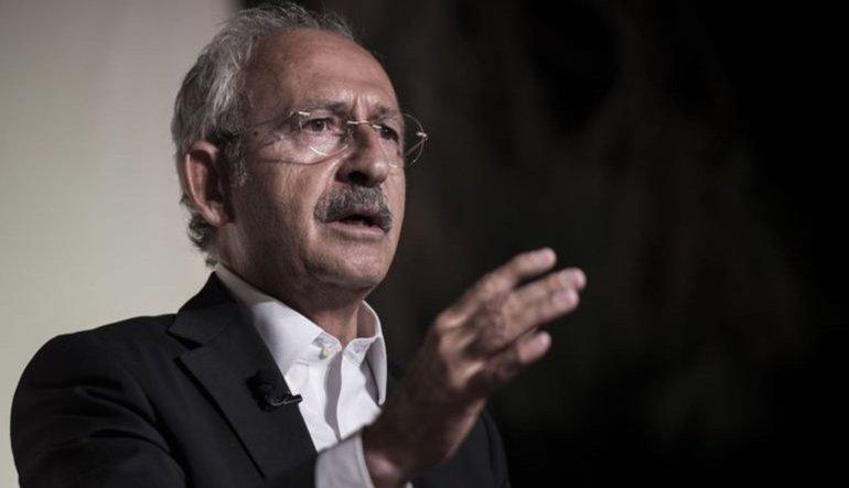 Kılıçdaroğlu: OHAL bugün kaldırılsa faiz yarıya iner