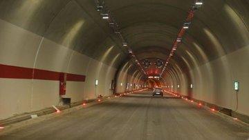 137 yıldır beklenen tünel açıldı