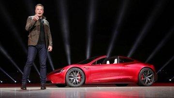 Musk'ın Tesla'sı en büyük pili üretti