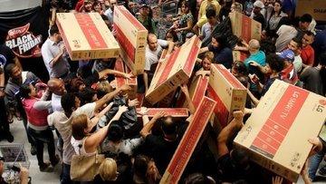 Alışveriş festivali başladı